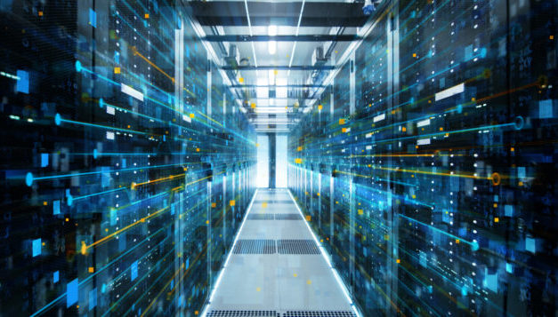 How can businesses manage a large data centre estate effectively?
