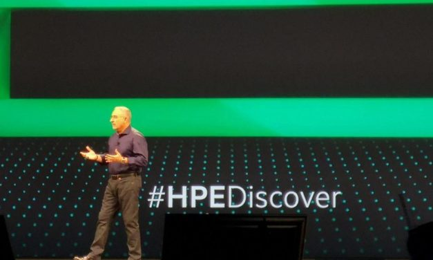 HPE Discover 2018 Signaled The Next Stage Of The Company's Future Under Antonio Neri