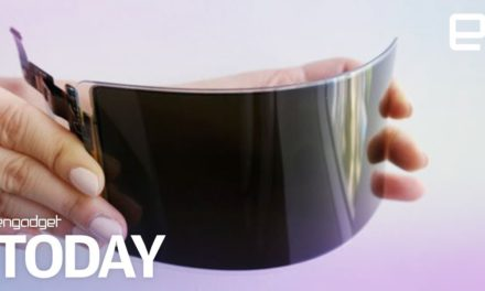 Samsung's future phones could have unbreakable screens | Engadget Today