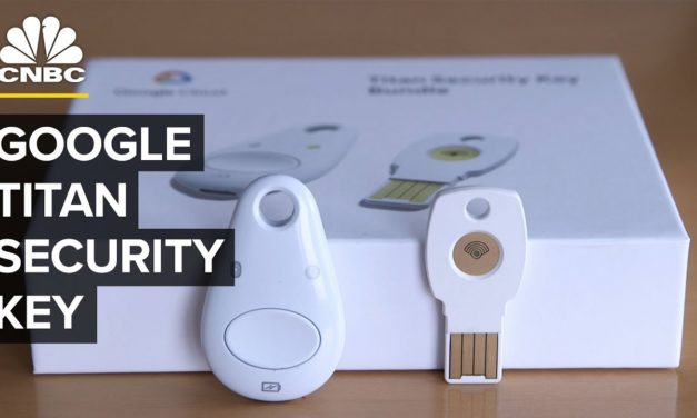 Google's Titan Security Key Explained | CNBC